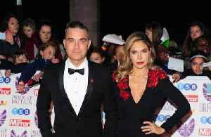 Ayda Field 'loves' Robbie Williams' hometown of Stoke-on-Trent [Video]