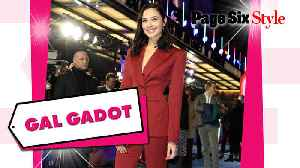 Gal Gadot's $3K pantsuit doesn't have to 'Wreck' your budget [Video]