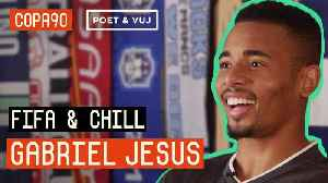 FIFA and Chill with Gabriel Jesus | Poet and Vuj Present [Video]