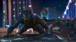 New Honor For 'Black Panther' [Video]