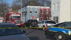 Man Found Dead In Baltimore City House Fire [Video]