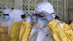 Facing 10th Ebola Outbreak, Clinical Trials Begin In Congo [Video]