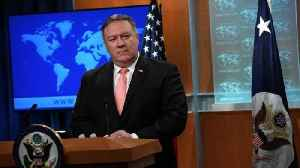 Pompeo: US 'On the Cusp' of Helping Set Up Yemen Cease-fire [Video]