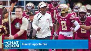 Fallout from a FSU fan's racist post about FSU head coach Willie Taggart [Video]