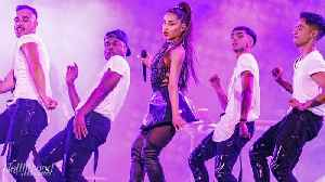 Ariana Grande to Debut Intimate Four-Part Docuseries for YouTube | THR News [Video]