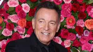 News video: Bruce Springsteen Opens Up About Depression