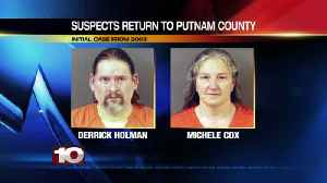 After 15 years, Putnam County duo behind bars [Video]