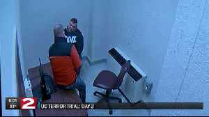 DAY 3 UC TERROR TRIAL [Video]