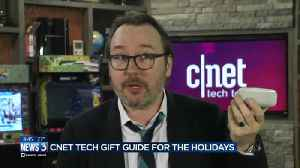 CNET: Tech gifts to look for over the holidays [Video]