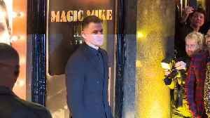 Channing Tatum: Let your wife get a dance at Magic Mike Live [Video]