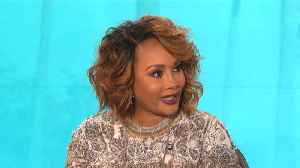 The Talk - Vivica Fox Claps Back Over Movie Kiss with Will Smith Posted on Twitter [Video]