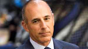 What Matt Lauer's Doing 1 Year After Being Fired from 'Today' [Video]
