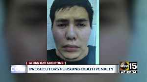 Prosecutors pursuing death penalty against Globe bar shooting suspect [Video]
