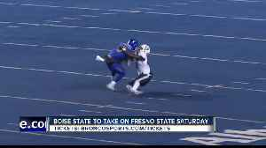 Boise State taking on the Fresno Bulldogs in Mountain West Championship [Video]