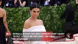 Kendall Jenner And Ben Simmons Are Keeping It Low Key [Video]