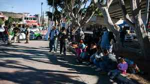 5,000 migrants wait in Tijuana. Why is the U.S. only processing up to 100 asylum seekers per day? [Video]
