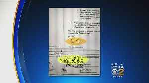 Peduto Responding To School Board Member Forged Signature Allegations [Video]