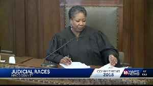 New judges elected in runoff [Video]