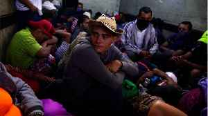 Central American Migrants In Dire Conditions At Border Prepare For The Long Haul [Video]