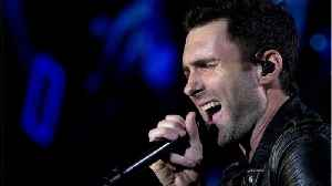 Adam Levine Keeps Quiet On Super Bowl [Video]