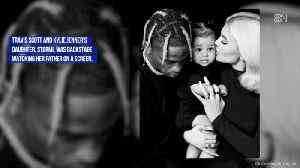 Travis Scott Shares Cute Video Of Baby Girl On Tour [Video]