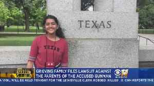 Parents Of Exchange Student Killed At Texas High School Sue Suspect's Family [Video]