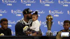 LeBron James Credits Fatherhood For His Success [Video]