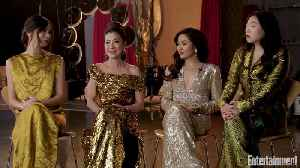 2018 Entertainers of the Year: The Women of 'Crazy Rich Asians' [Video]