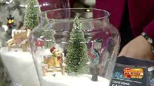 News video: Simple and Stylish DIY Holiday Crafts