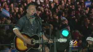Bruce Springsteen Write On Bouts With Depression [Video]