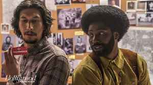 Actors Discuss Lengths They Went to When Playing Real-Life Icons | THR News [Video]
