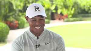 Tiger reflects on huge progress [Video]