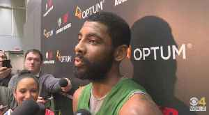 Kyrie Irving Wants To See Gordon Hayward Shoot More [Video]