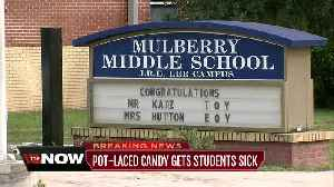 Multiple students hospitalized after eating gummy bears laced with THC at Polk County school [Video]