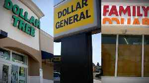 Dollar Stores Are Outpacing Major Retailers [Video]