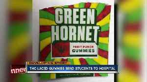 12-year-old faces 7 felony charges after 5 students hospitalized from eating THC laced gummies [Video]
