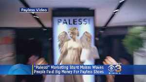 Payless Opens Fake Luxury Store, Sells Customers $20 Shoes For $600 In Experiment [Video]
