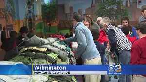 'Operation Warm' Provides Coats For Children In Need In New Castle County [Video]