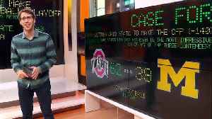 Case For/Case Against: Ohio State Making The College Football Playoff [Video]