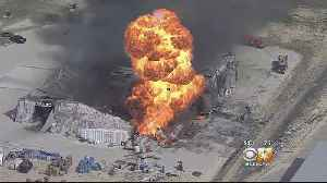 Families File Lawsuit In Deadly North Texas Chemical Plant Explosion [Video]