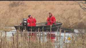 Firefighters' Boat Capsizes After Rescuing Hunter From River In Georgetown [Video]