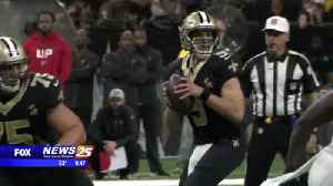 Saints minding their own business [Video]
