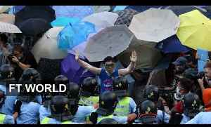 Hong Kong Protest 2: Students out in force | FT World [Video]