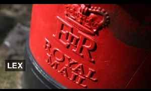 Royal Mail in Wonderland? [Video]
