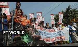 One year on from Rana Plaza [Video]
