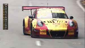 Porsche - FIA Macau GT World Cup - Highlights [Video]