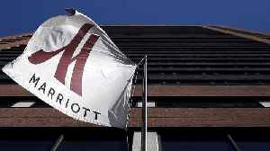 News video: Up to 500 million Marriott hotel guests may have had their data hacked