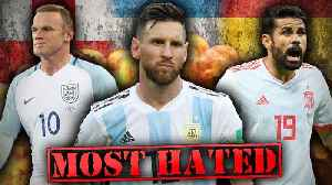 10 Players HATED By Their Country! [Video]