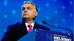 Hungary's Orban Says Stands Behind Ukraine In Crisis With Russia [Video]