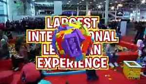 BRICKLIVE: The Lego® Fan Experience - Tickets On Sale Now [Video]